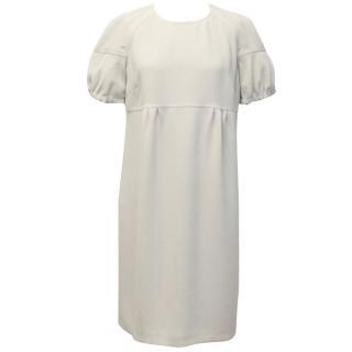 Burberry Pale Stone Shift Dress
