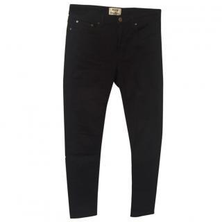 Acne Studio black 30/32 skinny jeans