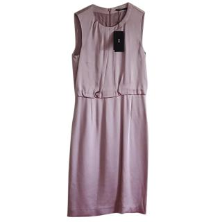 Hugo Boss Boss Black Pastel Pink Dasolisa 1 Shift Dress