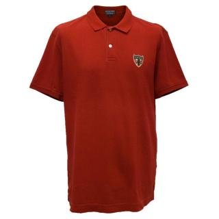 Red Polo Ralph Lauren Polo Shirt