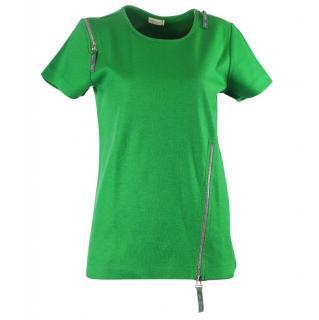 Dries Van Noten Green T-Shirt