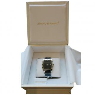 Limited Edition Leandro Chrono Diamond Watch