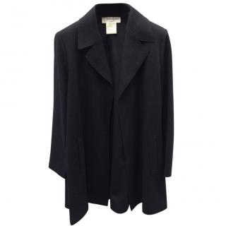Yves Saint Laurent wool coat