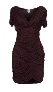 Halston Heritage short dress