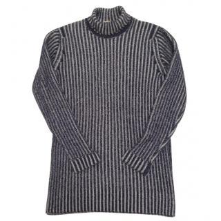 Christopher Kane cashmere polo neck sweater