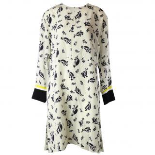 Marni Flower Print Dress