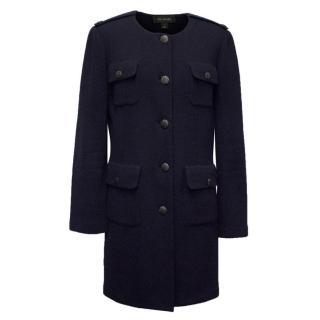 St John Navy Blue Jacket