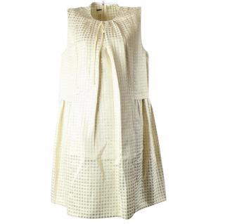 Marni beige and gold tunic