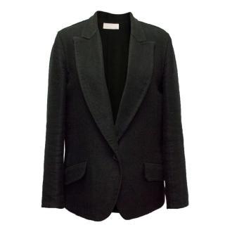 Nicole Farhi Black Wool Blazer