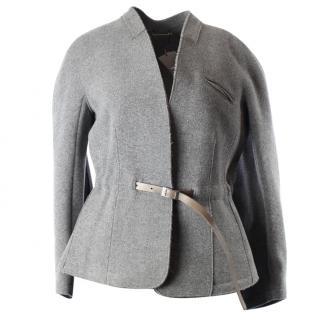 Giorgio armani grey jacket