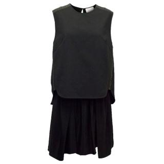 3.1 Phillip Lim Black Layered Dress