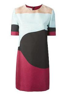 Marni multi color dress