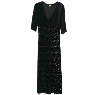 Collette Dinnigan evening dress