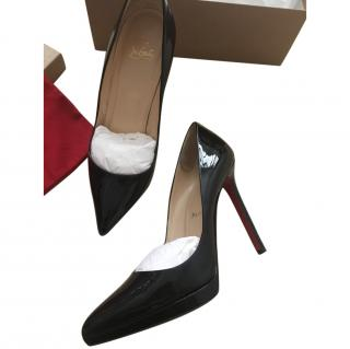 Christian Louboutin Pigalle Plato 120 size 38.5
