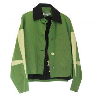 KENZO green  jacket
