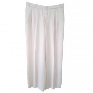 Balenciaga wide leg trousers