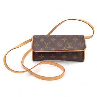 Louis Vuitton Shoulder Pochette Twin