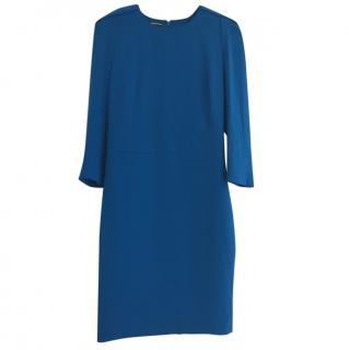 Day Birger Blue Shift Dress
