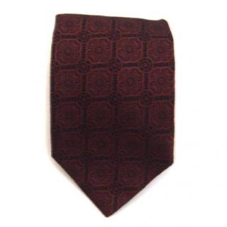 Dolce & Gabbana brown tie