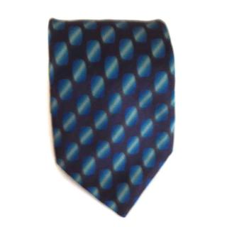 Dolce & Gabbana brown and blue tie