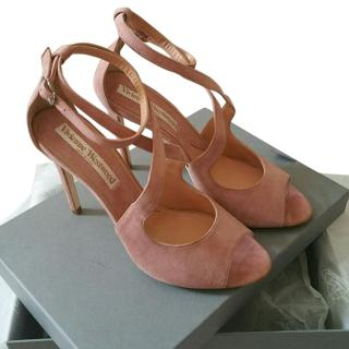 Vivienne Westwood new suede sandals
