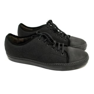 Lanvin Black Trainers