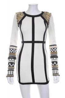 Sass & Bide Limited Edition Embellished Mini Dress