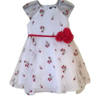 David Charles Tulle dress 3 years