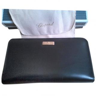 Chopard caroline zip around wallet