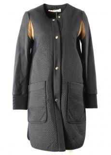 Marni Navy Blue Coat
