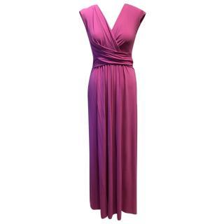 MaxMara Maxi Jersey Dress New