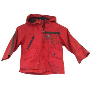 Kenzo Kids Orange jacket 3 years
