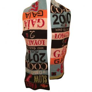 Vivienne Westwood Gold Label Scarf