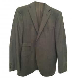 Boggi Grey Mens Wool Suit