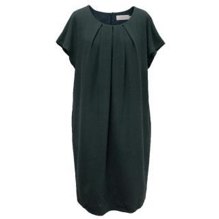 Goat Dark Teal Dress