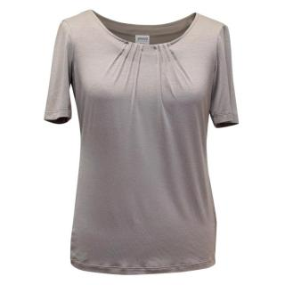 Armani Silver/Grey T-shirt