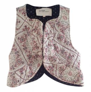 Isabel Marant Quilted Waistcoat