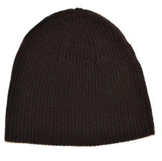 Ralph Lauren Black Label brown wool hat