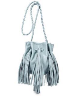 Sara Battaglia Powder Blue cross Body Bag