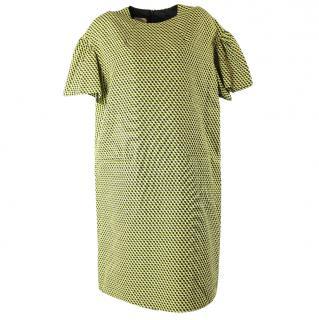 Dries Van Noten Checked Dress