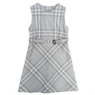 Burberry wool dress