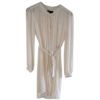 Isabel Marant Silk Shirt Dress