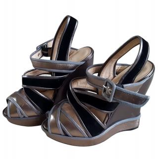 Oscar de Renta sandals