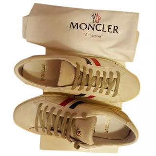 Moncler men's trainers