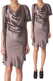 Vivienne Westwood Anglomania silk scarf dress