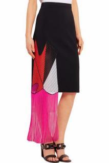 Christopher Kane Skirt with fringe detail
