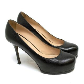 Yves Saint Laurent Tribute Platform Pumps