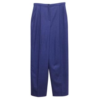 Galaina Kenzo Blue Trousers
