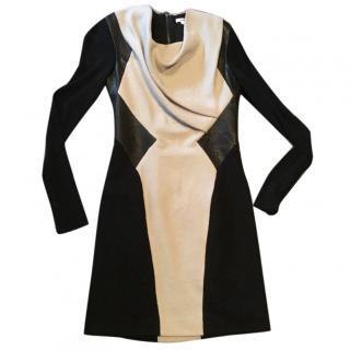 Helmut Lang black & grey dress.