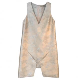 Christopher Kane pink& silver dress.